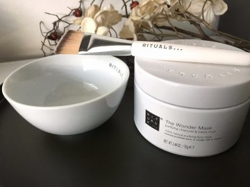 Review - Rituals Wonder Mask